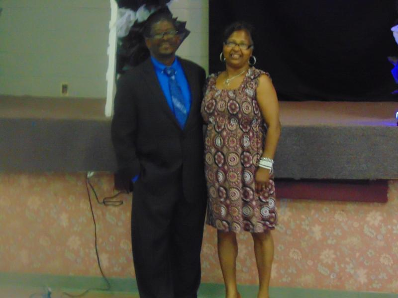 Pastor's Aid Club Pageant